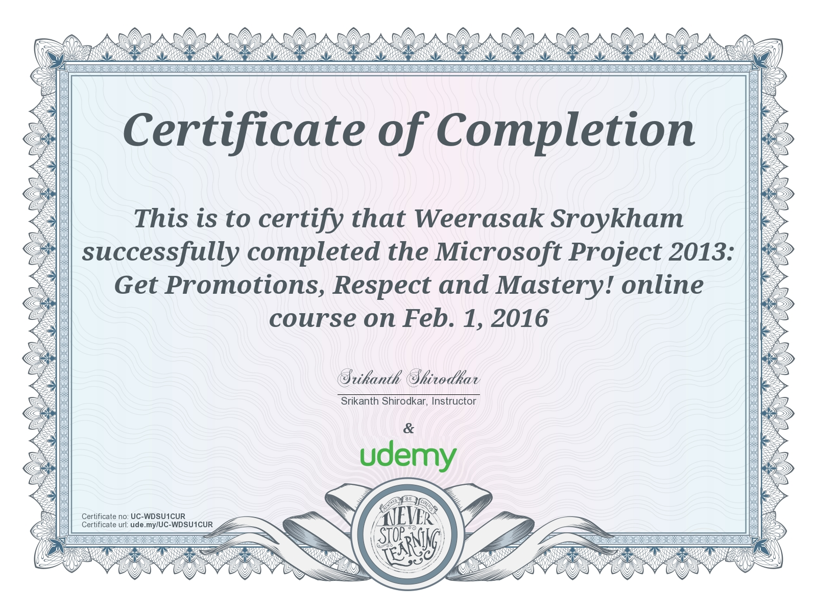 Course Microsoft Project 2013 Get Promotions Respect And Mastery