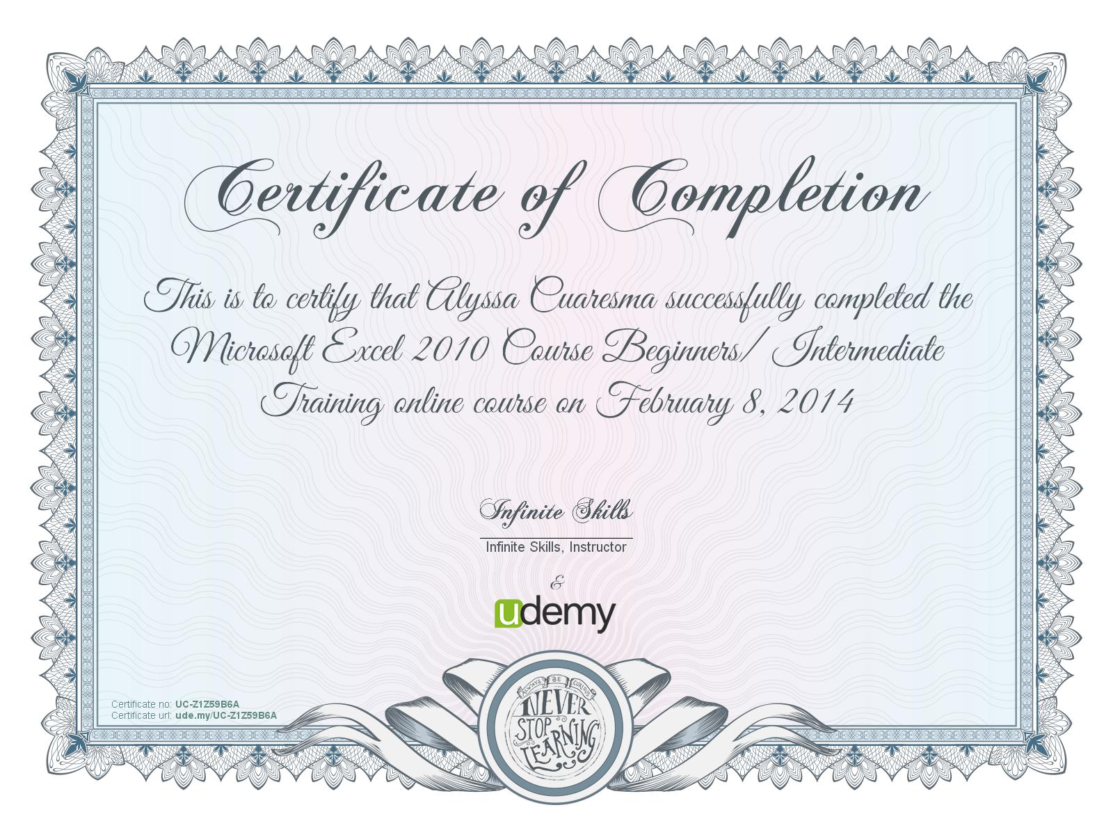 Ms Excel Beginner Accomplished Mindless Crazy Ramblings